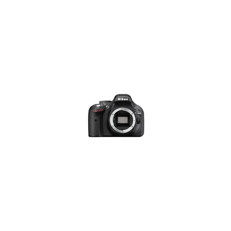 Nikon D5200 24.1 MP CMOS Digital SLR Cam