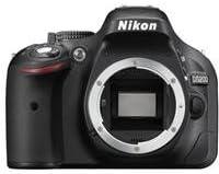 Nikon D5200 Digital SLR Camera Body