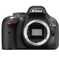 Nikon D5200 24.1 MP CMOS Digital SLR Camera Body Only (Black)