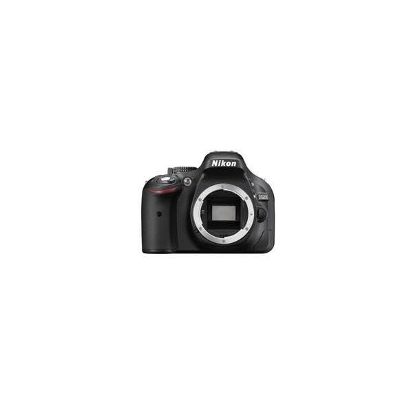 31zzS7G0mOL. SS600  - Nikon D5200 24.1 MP CMOS Digital SLR Camera Body Only (Black)