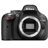 Nikon D5200 24.1 MP CMOS Digital SLR Camera Body Only (Black) by Nikon