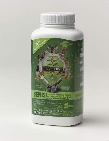 Repellex Systemic Animal Repellent, Deer Repellent (Repellex Deer Repellent)