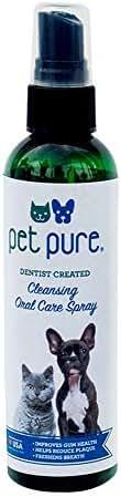 Dr. Brite Antibacterial Pet Pure Cleansing Oral Care Spray