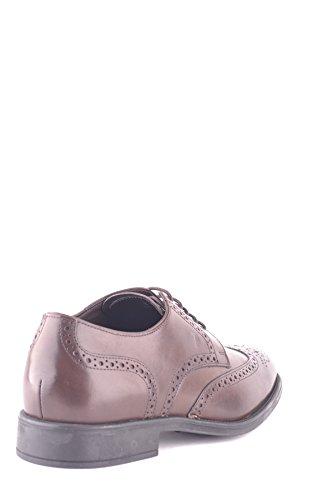 Tod's Homme MCBI293116O Marron Cuir Chaussures À Lacets