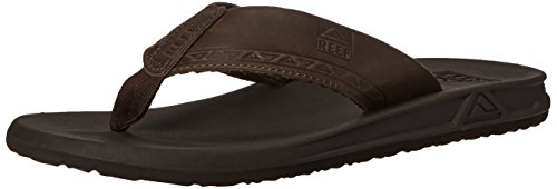 Rev Menns Fantom Le Sandal Brun Tribal