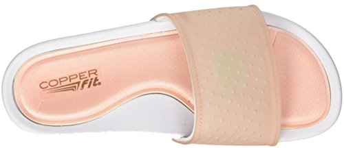 Copper Fit Women's Glide Foam Sandal Pink kg2wpcw