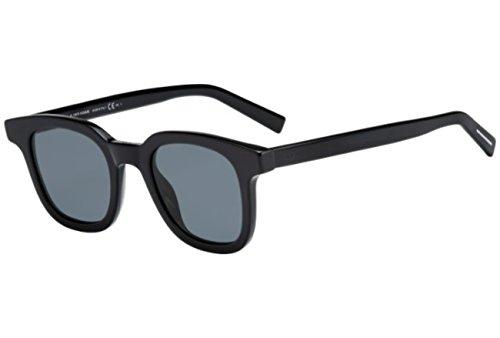 Christian Dior Black Tie 219/S Sunglasses Black / - Dior Sunglasses Black