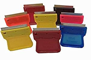 MINISCRAPER Mini Razor Scraper 100 Pack USA MADE
