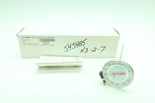 Vwr Electronic - VWR 89095-754 BIMETAL Thermometer 200MM 25-125F D637858