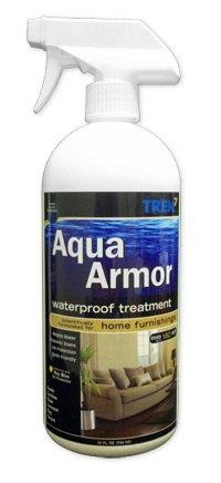 Aqua Armor Fabric Protector for Home Furnishings, 32oz