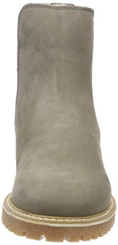 254 Gris 25447 Tamaris light 21 Bottes Grey Femme Chelsea v8vHqXwxd