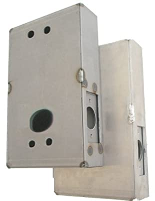 Lockey GB-1150-Steel Steel Gate Box
