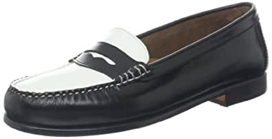Bass Women's Wayfarer Penny Loafer: Amazon.ca: Shoes ...