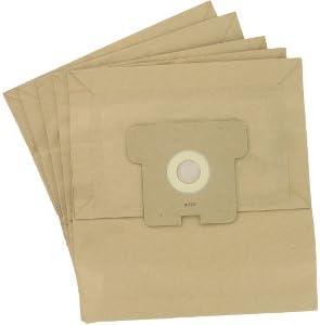 5 sacchetti per aspirapolvere di carta Hoover Compact S3192