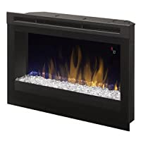 Dimplex 25-In Contemporary Electric Fire...