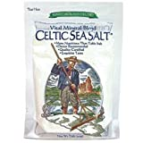 Celtic Sea Salt Celtic Fine Ground 8 Oz Pack Of 12