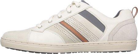 SkechersSorino Evole - Zapatillas hombre blanco