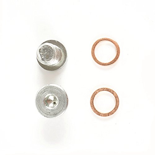 (12mm O2 Sensor Port Plug Kit for 1999-2014 HD)