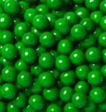 Sweetworks Dark Green Sixlets 1 lb -