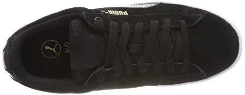 Puma Womens Platform Fashion Sneaker Nero Bianco