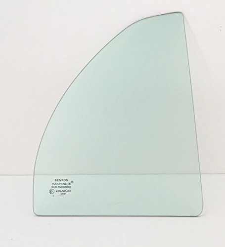 (NAGD For 2006-2011 Toyota Yaris 4 Door Hatchback Passenger/Right Side Rear Vent Window Replacement Glass)