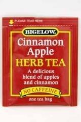 Bigelow® Cinnamon Apple Herb Tea (Box of 28) by Bigelow (Bigelow Cinnamon Apple Herb Tea)