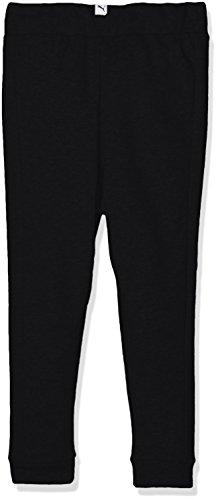 Puma Pants G Enfant Sport Sweat Pantalon Pour Style Cotton De Black rT6rwHqg