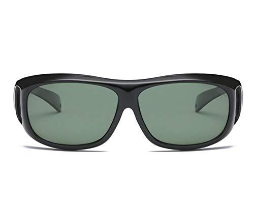 hommes Black de de de soleil protection des lunettes polarisé conduite lunettes pour FlowerKui la de cyclisme de UV400 lunettes ont Les extérieure S1wq0p5