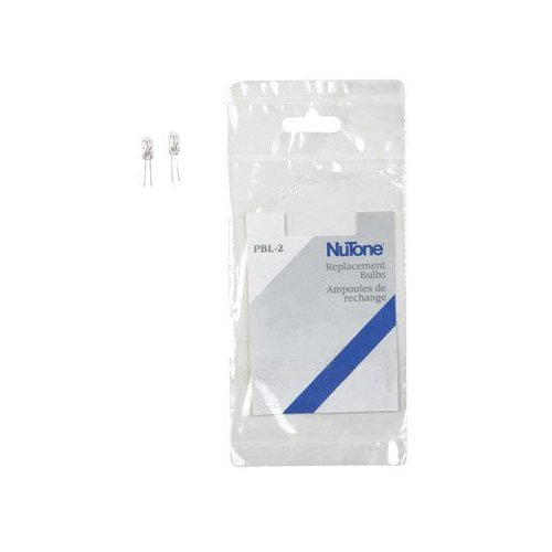Nutone PBL2 Replacement Push Button Bulbs (PBl-2) (Bulb Nutone Replacement)