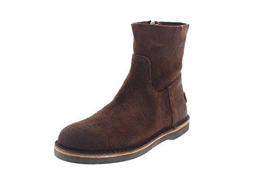 202094 38 Brown Dark Size Amsterdam Boot Shabbies EYqwfOgn