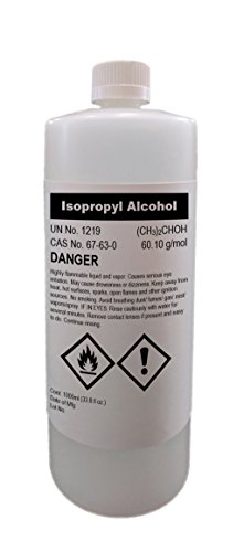 Isopropyl Alcohol (99.9% By Volume) 32 Oz Plastic Container