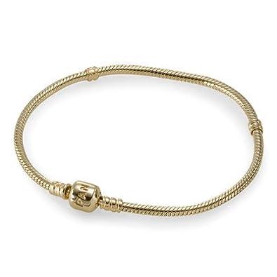 ad33a9b12 Amazon.com: PANDORA 14K GOLD BRACELET: Jewelry