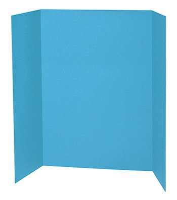 Pacon Corporation PAC3771 Sky Blue Presentation Brd 48X36 ()