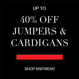 Up to 40% off Jumpers & Cardigans