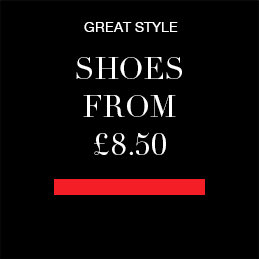 Shoes from £8.50
