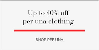Up to 40% off per una