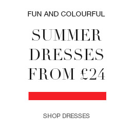 Summer dresses from £24