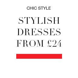 Stylish Dresses from £24