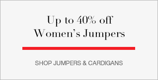 Up to 40% off Womens Jumpers