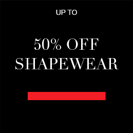 Up to 50% off Shapewear