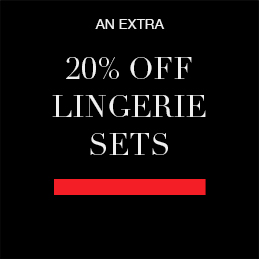 An Extra 20% off Lingerie Sets