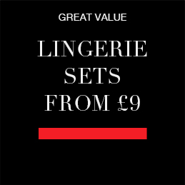 Lingerie Sets from £9