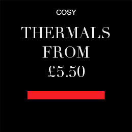 Thermals from £5.50