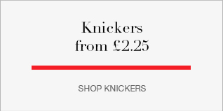 knickers from £2.25