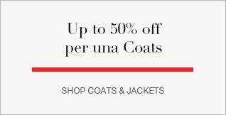 Up to 50% off per una coats & jackets