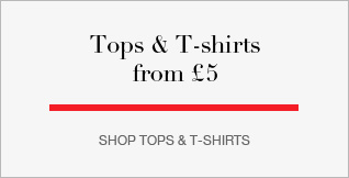 Tops and T-shirt from £5