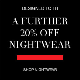 A further 20% off nightwear