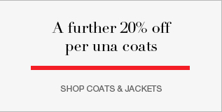 A further 20% off per una coats