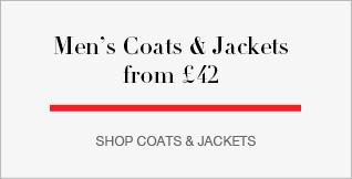 Men's Coats & Jackets From £42