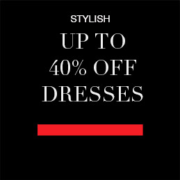 Up to 40% off Dresses